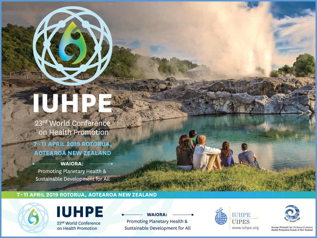 IUHPE 2019 World Conference